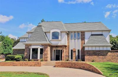 Tyler Single Family Home For Sale: 707 Gabriel