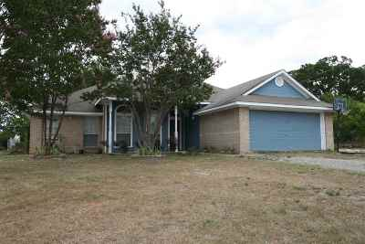 Canton Single Family Home For Sale: 27880 State Hwy 64
