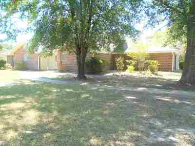Quitman TX Single Family Home For Sale: $190,000
