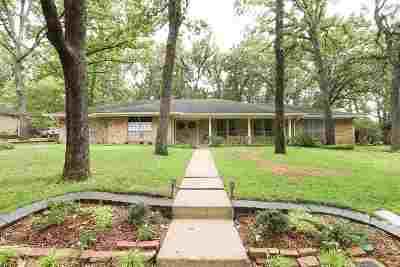 Tyler Single Family Home For Sale: 1801 Kimwood Lane