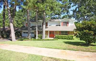 Tyler Single Family Home For Sale: 2828 Roanoke