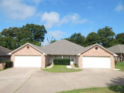 Flint Multi Family Home For Sale: 19522 Fm 2493