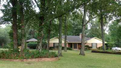 Quitman TX Single Family Home For Sale: $195,000
