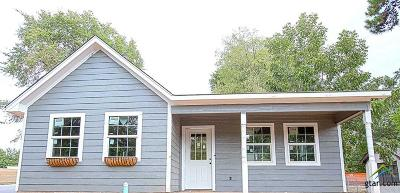 Tyler Single Family Home For Sale: 602 Harmony Street