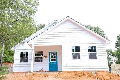 Tyler Single Family Home For Sale: 610 Harmony Street