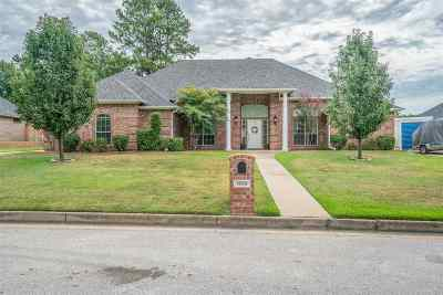 Tyler Single Family Home For Sale: 1829 Tall Timber