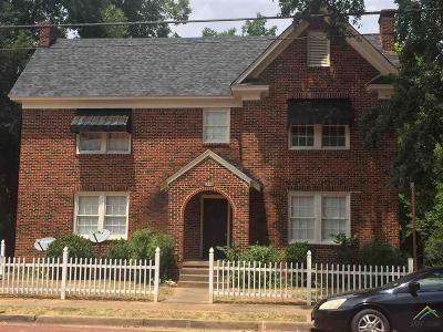 Tyler Multi Family Home For Sale: 621 W Houston Apt. 4