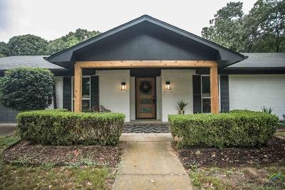 Tyler TX Single Family Home For Sale: $225,900