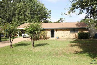 Frankston TX Single Family Home For Sale: $130,000