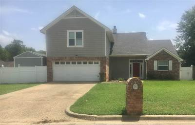 Whitehouse TX Single Family Home For Sale: $239,000
