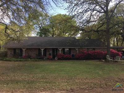 Tyler TX Single Family Home For Sale: $139,500