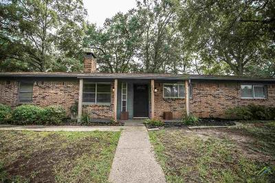 Tyler TX Single Family Home For Sale: $215,900