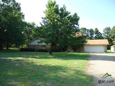 Quitman TX Single Family Home For Sale: $159,900