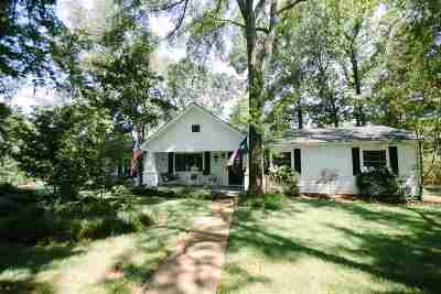 Longview Single Family Home For Sale: 5100 Fountain