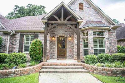 Tyler Single Family Home For Sale: 1965 Stonegate Valley Dr