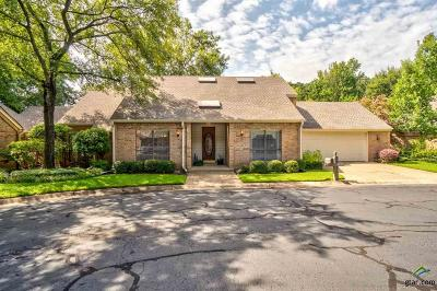 Tyler Single Family Home For Sale: 805 Woodhall