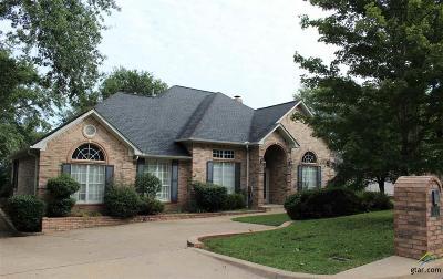 Tyler Single Family Home For Sale: 1701 Royal Oak