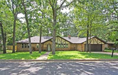 Tyler Single Family Home For Sale: 2225 Heather
