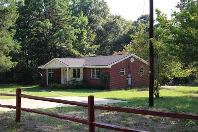 Lindale TX Single Family Home For Sale: $125,000