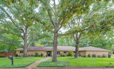 Tyler TX Single Family Home For Sale: $299,900