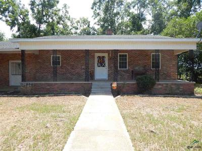 Troup TX Single Family Home For Sale: $125,000