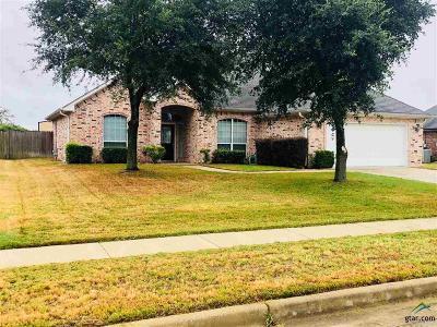 Tyler TX Single Family Home For Sale: $196,000