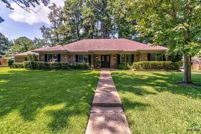Tyler Single Family Home For Sale: 8319 Yale Dr.