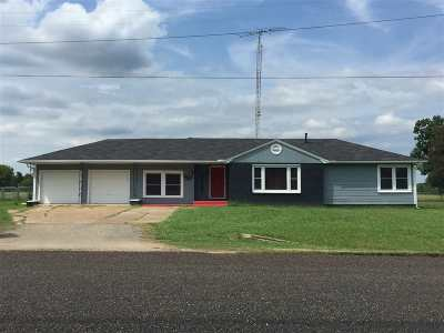 Talco TX Single Family Home For Sale: $72,500