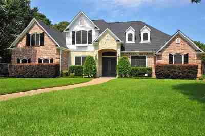Tyler TX Single Family Home For Sale: $619,900