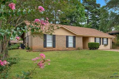 Longview TX Single Family Home For Sale: $154,500
