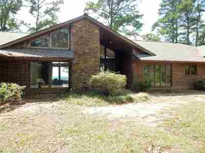 Single Family Home For Sale: 17510 Fm 747 N