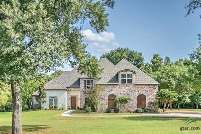 Bullard Single Family Home For Sale: 112 Pecan Valley Dr
