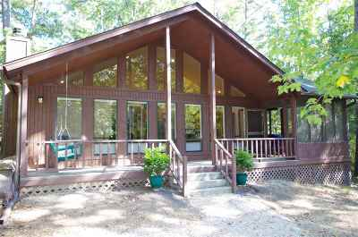 Holly Lake Ranch Single Family Home For Sale: 429 Evening Shadows Trail