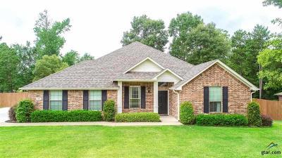 Longview Single Family Home For Sale: 206 Sweetheart Lane