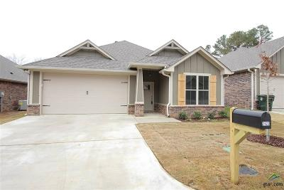 Tyler Condo/Townhouse For Sale: 2922 Meadow Brook Trails