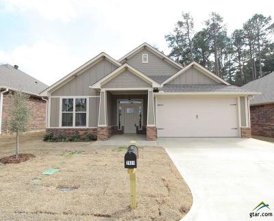 Tyler Single Family Home For Sale: 2931 Meadow Brook Trails