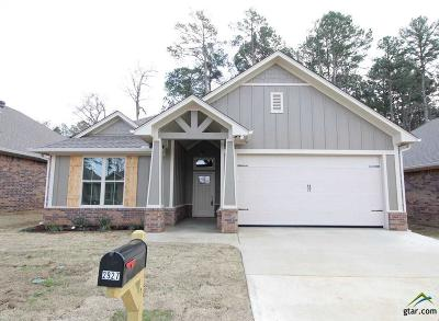 Tyler Single Family Home For Sale: 2927 Meadow Brook Trails