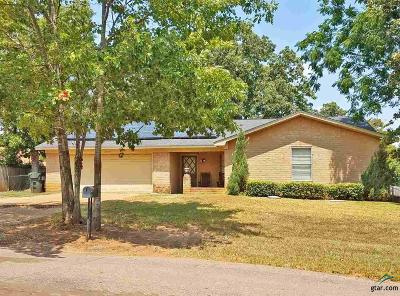 Tyler Single Family Home For Sale: 10515 Parkwood Dr.