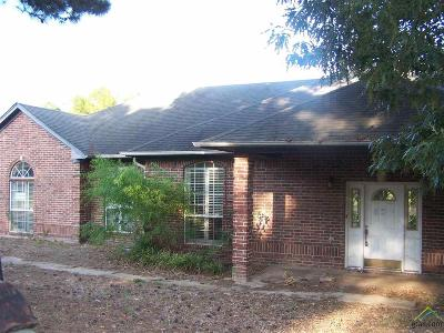Tyler TX Single Family Home For Sale: $109,900