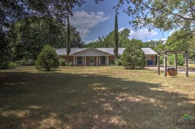 Wells TX Single Family Home For Sale: $128,500