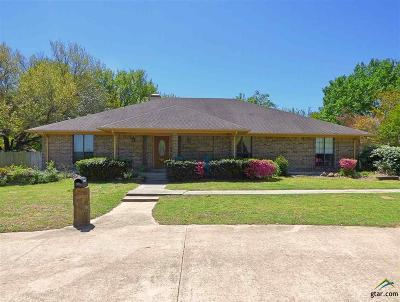 Mt Pleasant TX Single Family Home For Sale: $199,900