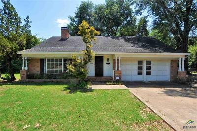 Henderson TX Single Family Home For Sale: $169,900