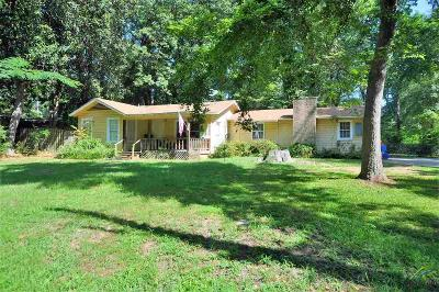 Marshall TX Single Family Home For Sale: $73,900