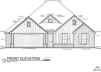 Tyler Single Family Home For Sale: 7280 Dubose Creek
