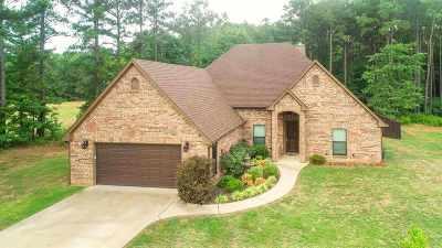Longview Single Family Home For Sale: 325 Cedar Ridge Road