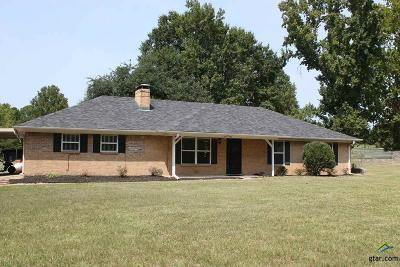 Tyler Single Family Home For Sale: 11940 County Road 1168
