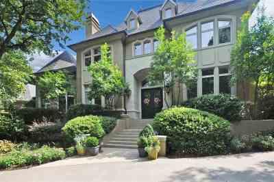 Tyler Single Family Home For Sale: 4486 Cascades Shoreline Dr