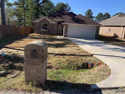 Tyler Single Family Home For Sale: 8429 Stonebridge Way