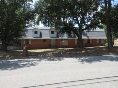 Jacksonville Single Family Home For Sale: 911 Forest Trl