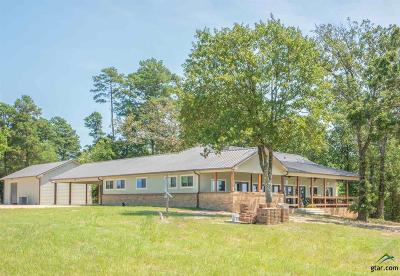 Wood County Single Family Home For Sale: 2561 County Road 4530